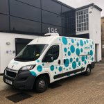 Image for the Tweet beginning: Our new dotty vans.....#fooditude