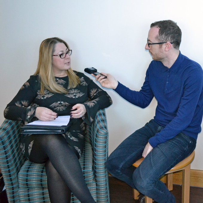 A pleasure to speak with @BBCTees and @TeessideHospice today about why making a will is such an important Tune in to Gary Philipson between 4pm and 6pm tonight! 🔊 Have you made your will? Speak to us ⏩ #BizHour #Teesside Photo