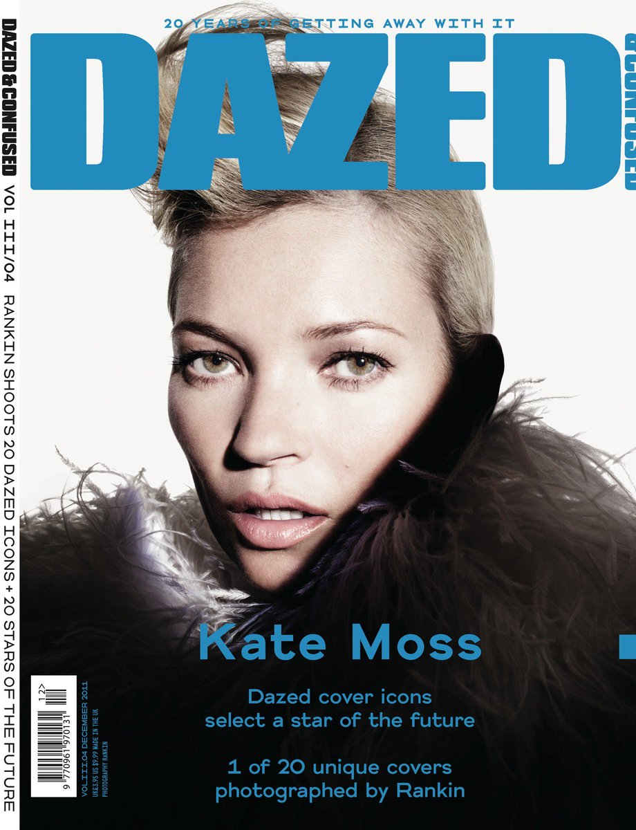 Kate for the ages 💗👑⠀ ⠀ Celebrate the icon's birthday today with some our favourite Dazed x Kate moments.  HBD Kate Moss ✨