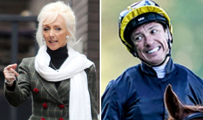 'The worst' #Strictly star Debbie McGee spills on racing legend Frankie Dettori's bad tip https://t.co/UrPBiT81Cr