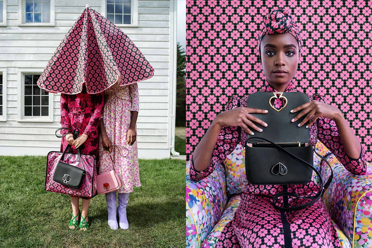Tim Walker Returns to Kate Spade for Spring 2019 Campaign https://t.co/5Nh7WZ1dc9