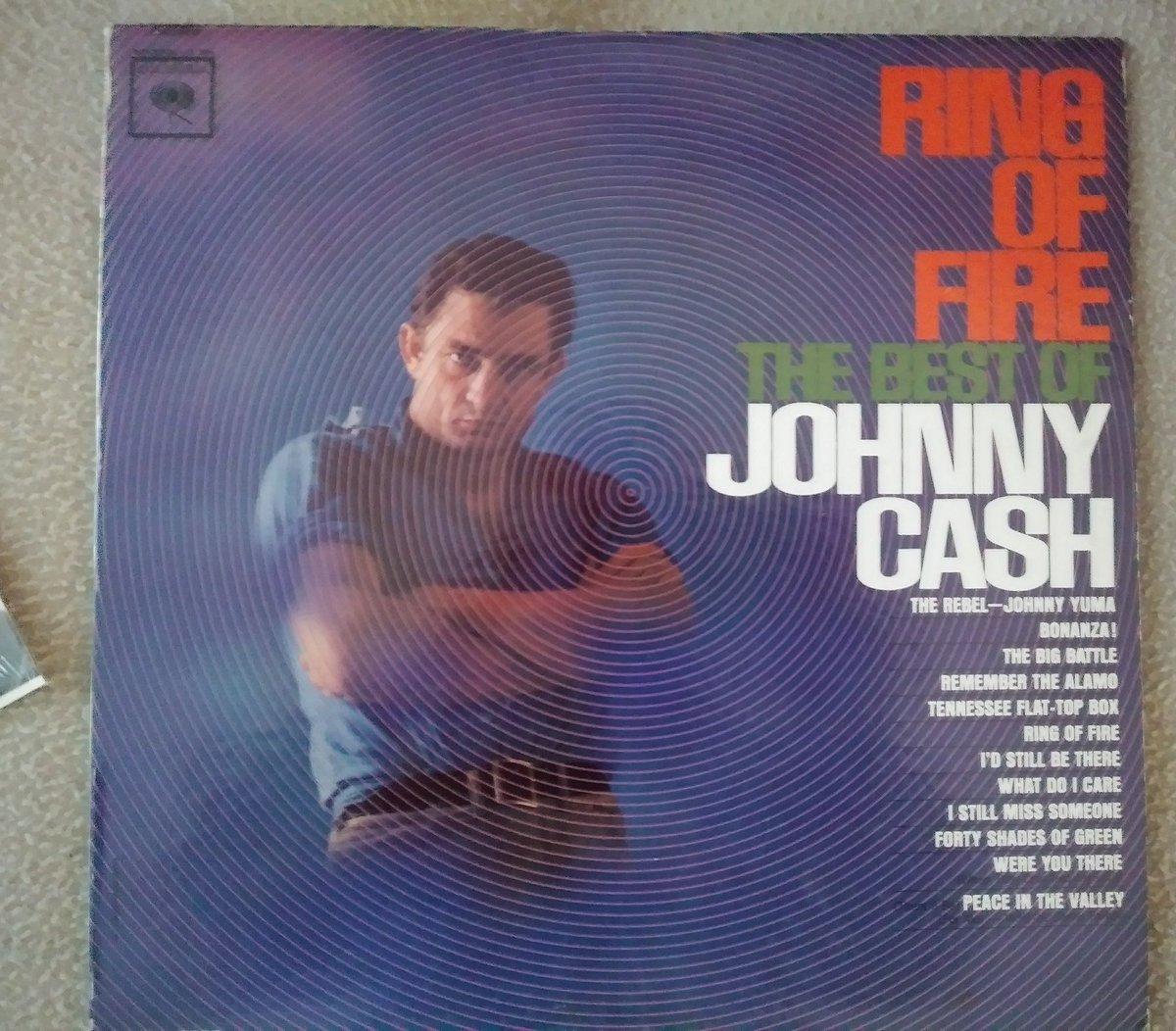 @SocialD1 @mikeness   Found this in mom's cedar chest. Original vinyl.  #score