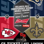 Image for the Tweet beginning: #ChampionshipSunday is almost here! Want to