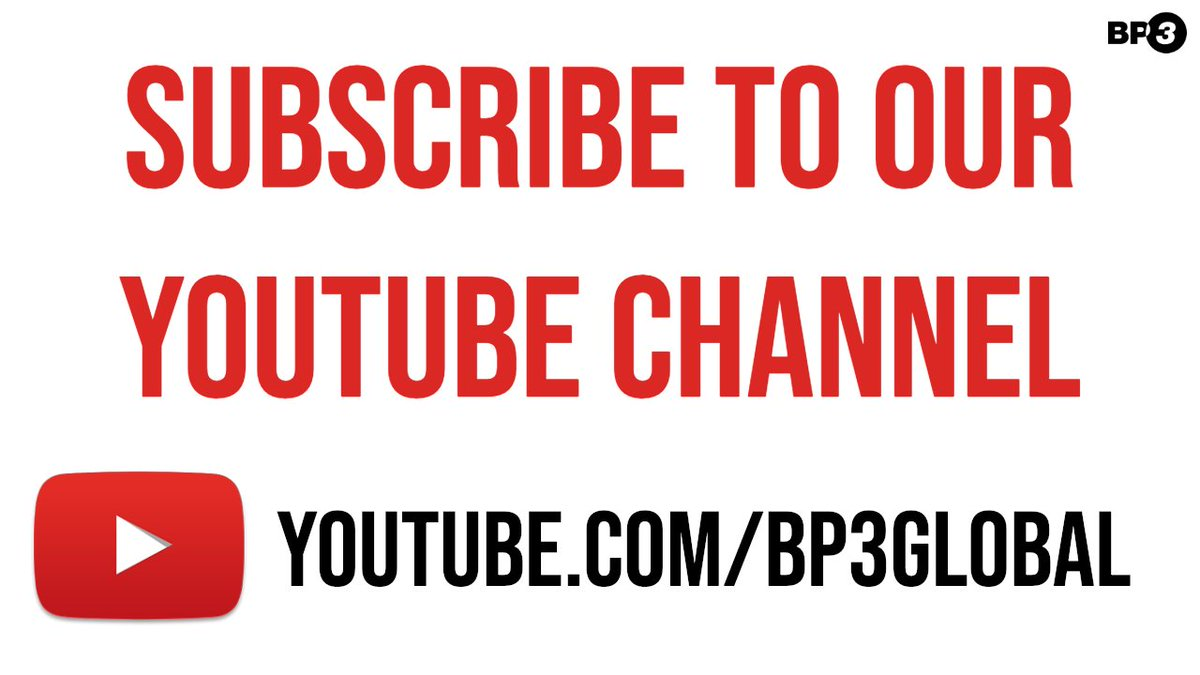 Are you interested in learning more about BP3? Well, now you can!  http://bit.ly/2QSzW8t #BrandStories #BP3Global #SubscribeNow #YouTube