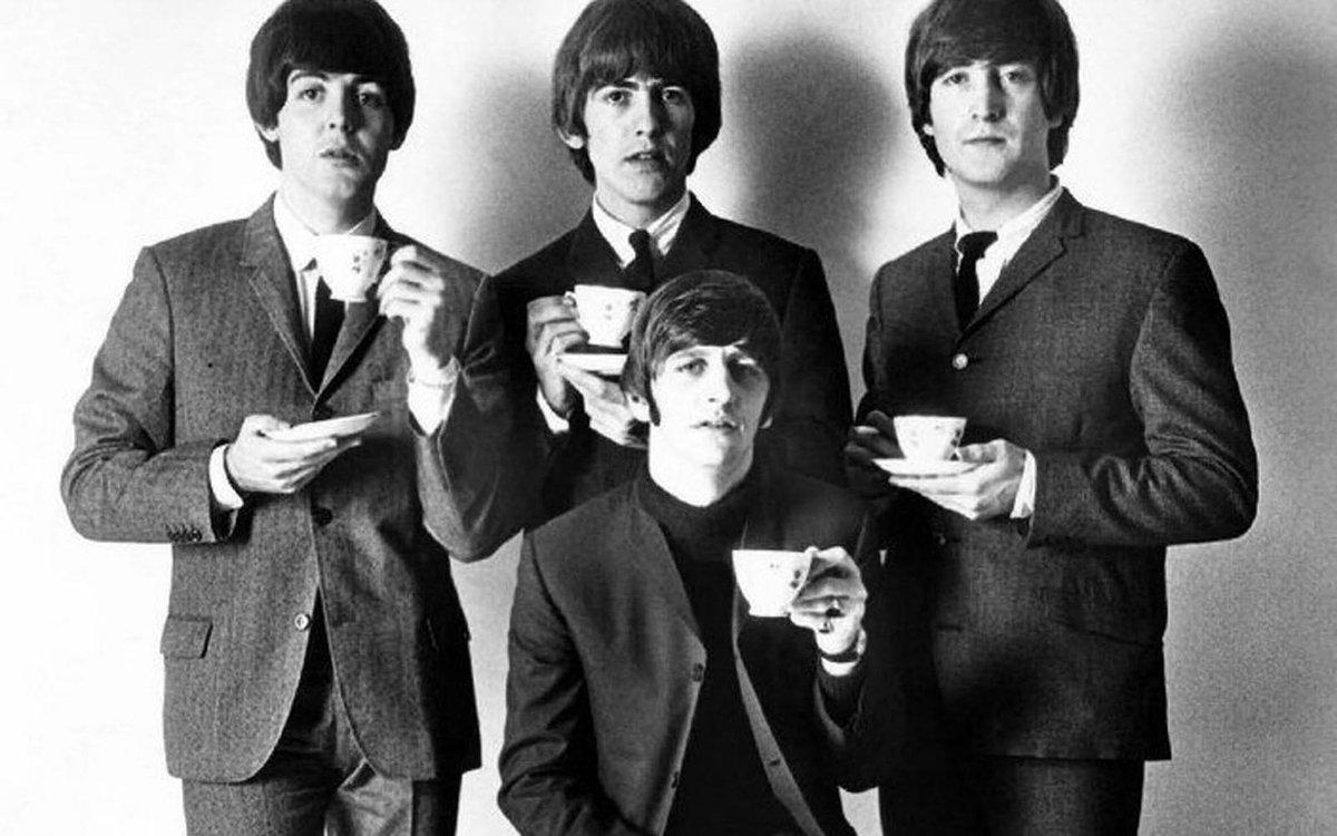 RT @neva0911: сегодня всемирный день Битлов и по этому поводу предлагаю бахнуть чая #TheBeatles https://t.co/7mwMxNQR5H