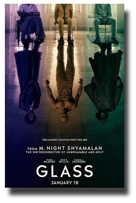 8. Glass (2019) 4/5 Thread Review: twitter.com/djaycoholyc/st…