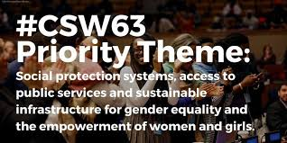 🗣YCSRR, with the support and endorsement of more than 30 CSOs, presented the following written statement to the 63rd Session of the #UnitedNations #CSW:  📌 http://bit.ly/YC-CSW63  #CSW63 #SRHR #Youth #SDGs   @IYAFP @MenEngage @rhrn_youthsrhr @SheDecidesGFI