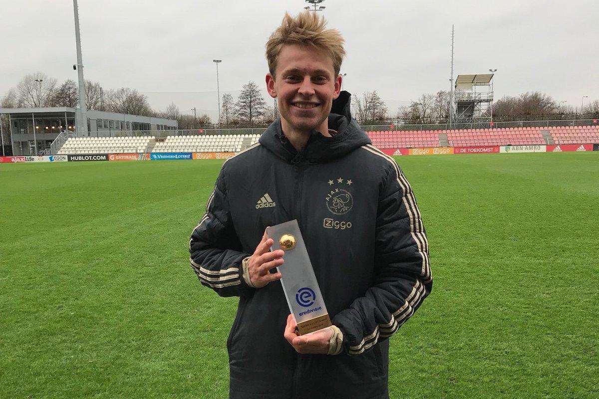 AFC Ajax's photo on de jong