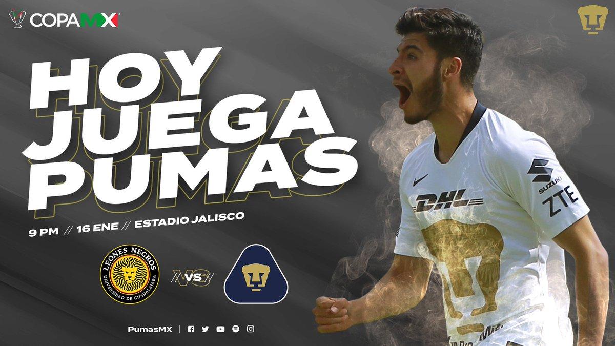 PUMAS's photo on Estadio Jalisco