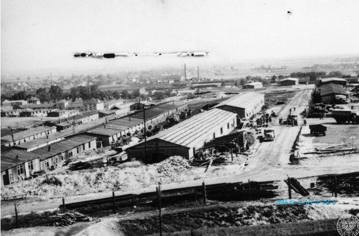 #OTD 74 years ago the last prisoners of  the #GermanKraków-Plaszówconcentrationcamp  were sent to the #Auschwitz-Birkenauexterminationcamp. #GermanCamps #GermanCrimes.
