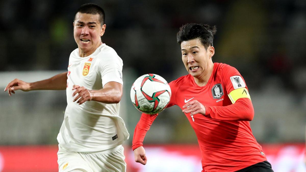Video: Hàn Quốc vs Trung Quốc