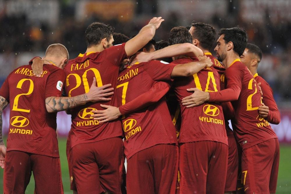 El partido de 4tos de final de la Coppa Italia, Fiorentina - Roma se juega el miércoles 30 de enero a las 17:30h (hora española)  #asroma #FiorentinaRoma #TIMCup