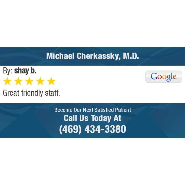 Michael Cherkassky Drcherkassky Twitter