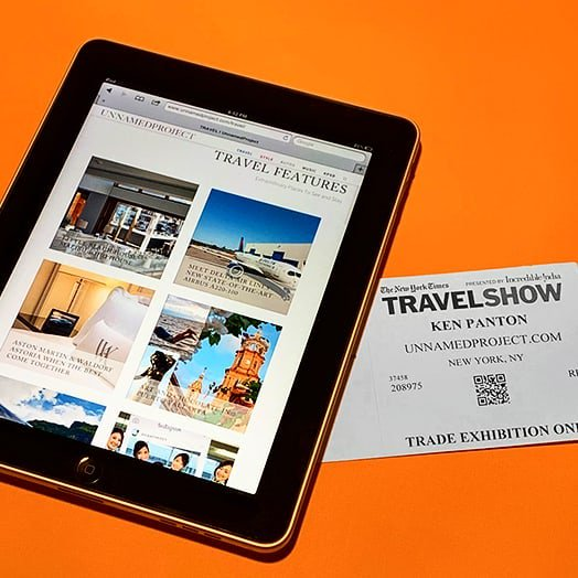 Before Fashion Week & Auto Week start in NYC you have Travel Week  #nyttravelshow @NYTTravelShow #TravelExpo #styletravel @DLTNYC http://Unnamedproject.com http://unnamedproject.com/travel/