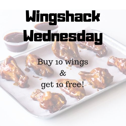 It's #Wednesday and we all made it so far so get yourself that midweek treat with our #chickenwings deal #liverpool #itsliverpool #aigburth #chicken #shoplocal #lovefood
