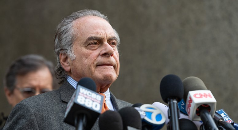 Benjamin Brafman is reportedly withdrawing from the Harvey Weinstein sexual assault case. https://t.co/Mi7eFBE5bu