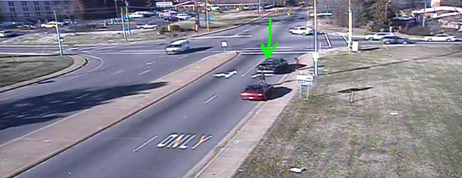 Accident - Mulberry Church Rd NB past I-85, right turn lane blocked #clttraffic #clt<br>http://pic.twitter.com/pz9aTctlCq