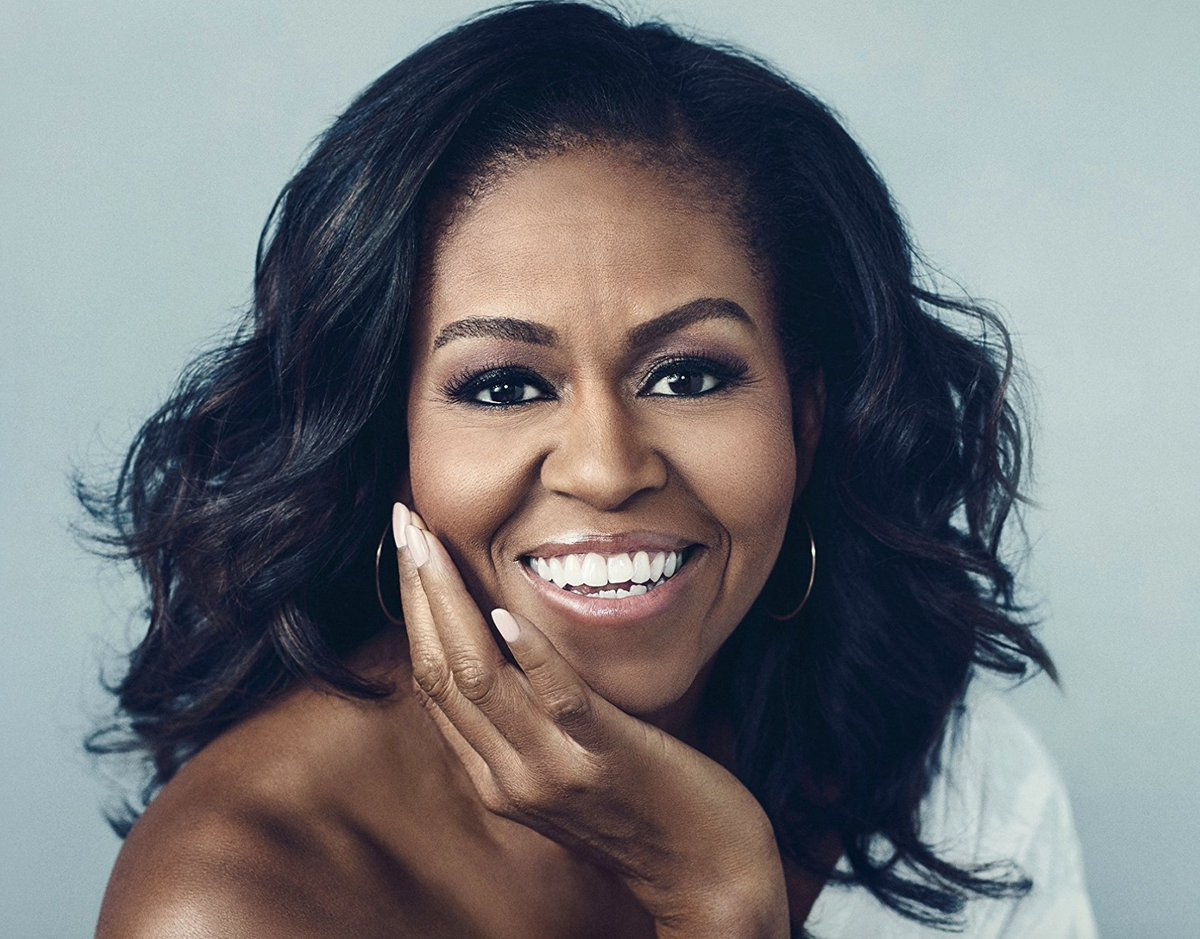 Class, style, intelligence, compassion, and grace, #MichelleObama embodies them all. Raised on the south side of Chicago, she is living proof that with prayer, hard work, dedication, and a lot of Jesus, dreams really do come true! Thank you for inspiring us all! #WCE #WCW