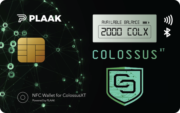 #Store coins yourself/ use a hardware wallet. Total control and security of your $COLX.  You can pre-order your very own cutting edge biometric secured #colx hardware wallet card!   https:// colxwallet.plaak.com  &nbsp;    @plaakcommunity #beyourownbank #massadoption #coldwallet  @Cryptopia_NZ<br>http://pic.twitter.com/GerwTNQzSM