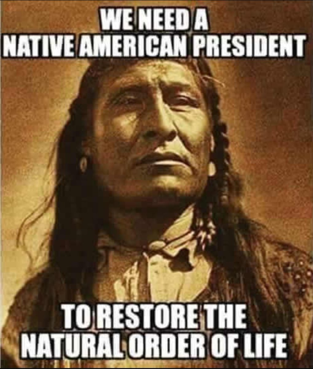 Would you vote a native president?