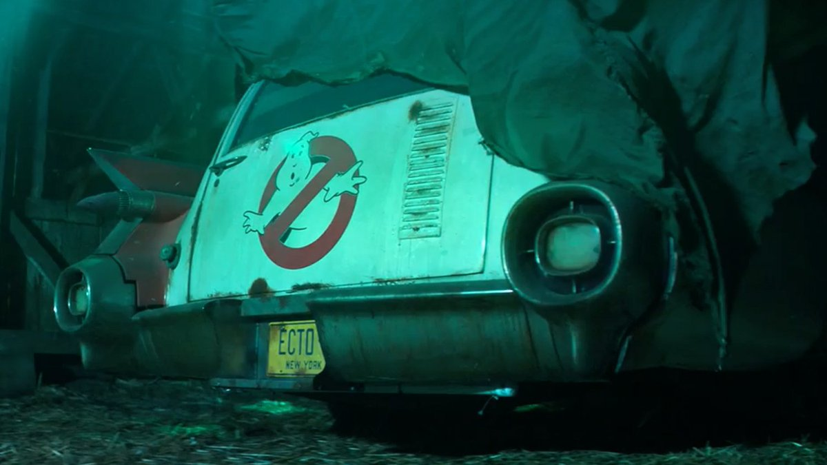 Jason Reitman's #Ghostbusters sequel already has a teaser trailer. Watch it here: https://t.co/B36d96VmOy