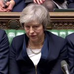 Image for the Tweet beginning: Prime Minister Theresa May likely