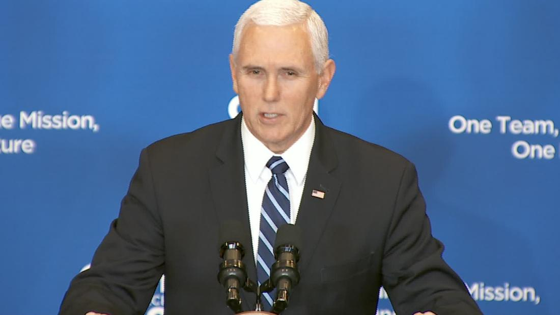 Vice President Mike Pence declares 'ISIS has been defeated' on the same day as the deadly  Syria attack that killed US service members https://t.co/umiMnMvtTF