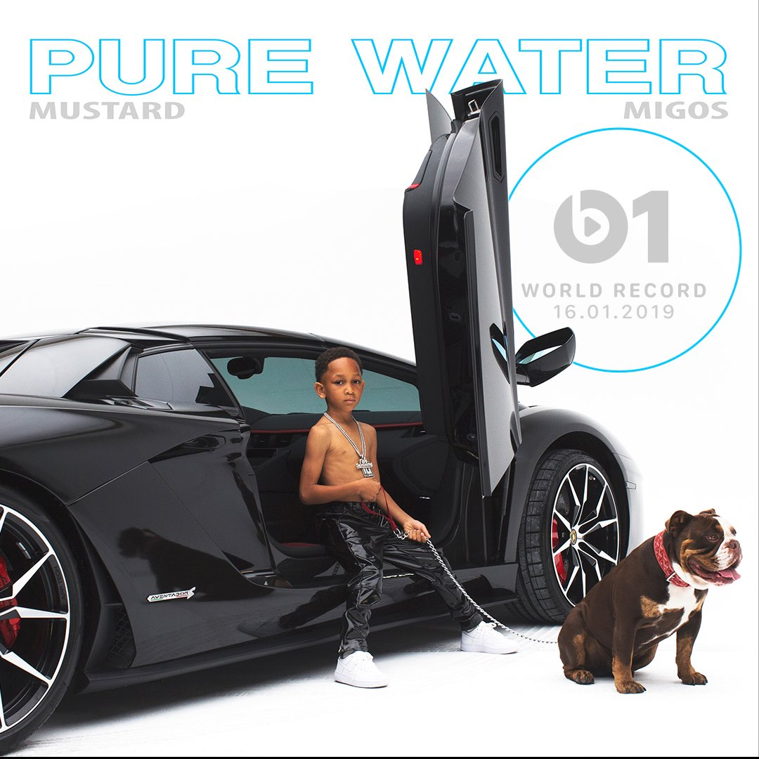 'It was just a song me &  cam@QuavoStuntine up with & I was like, 'No, I gotta get the whole gang on here.' ... I knew what it was when I first heard it'  on toda@DJmustardy's  from #WorldRecordhim &  'Pure Wat@Migoser' 👉🏼📲 LISTEN https://t.co/5zZgt66FI4