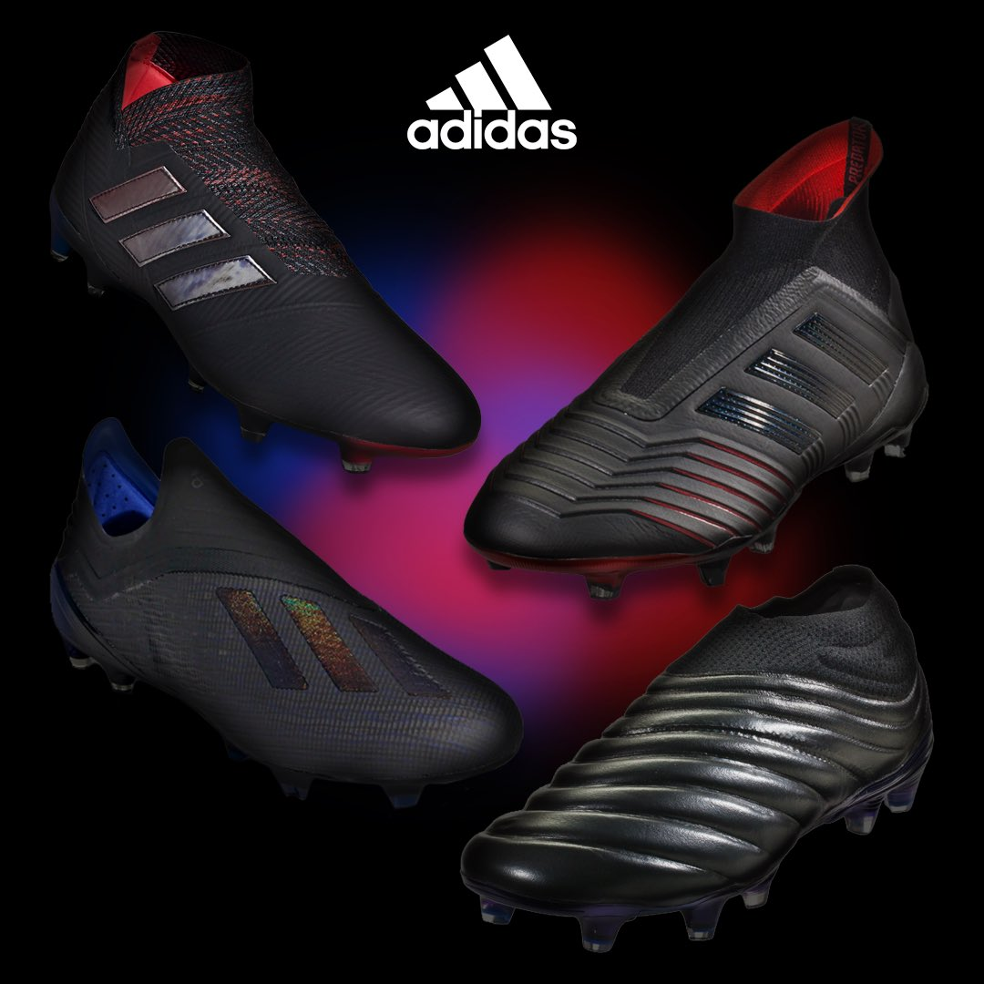 #Nemeziz, #Predator, #X or #Copa?  The @adidassoccer Archetic Pack was crafted for creators. Shop the collection 👇  http://bit.ly/2selvBI  | #WeGotSoccer #WGS #adidas #HereToCreate – at We Got Soccer