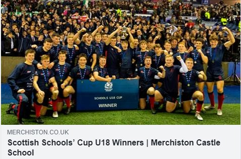 test Twitter Media - Congratulations to Merchiston Castle School, Edinburgh, who first joined the #SamuraiFamily in 2004! Sporting their Samurai Iconix Shirts here... @MerchiNews https://t.co/CnEixhlXSe https://t.co/Xso3LerBAZ