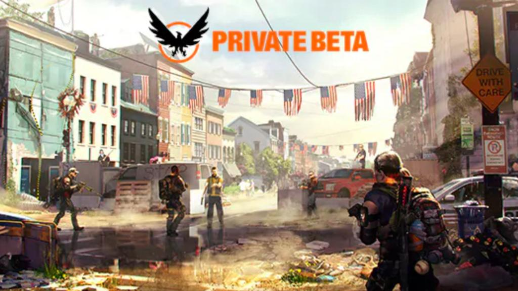 The Division 2 is getting a private beta next month. Here's how and when you can take part https://t.co/09Rj7QwfnD