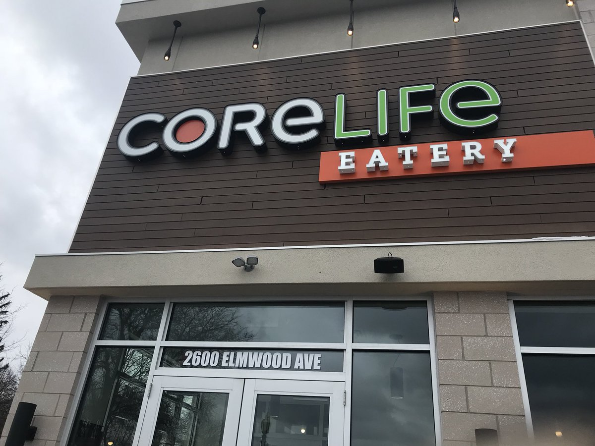 Starting the @eatatcore 21 Day Healthy Eating Challenge with many folks who took advantage of the $250 for $100 deal. Except Chinese New Year arrives on Feb. 5. So perhaps mine will be a 20 day challenge. #brighton