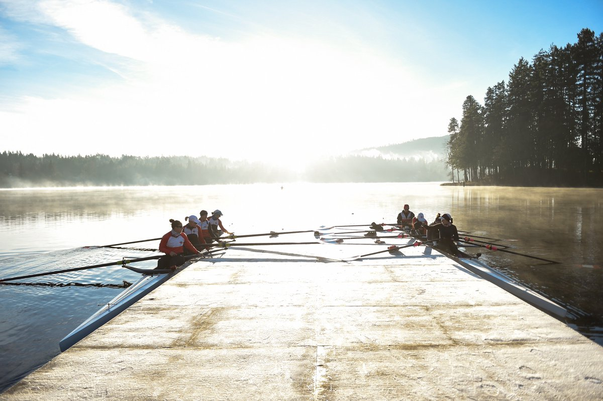 Congratulations to @NorthCowichan and @rowingcanada on the selection of North Cowichan for rowing&#39;s National Training Centre! We look forward to having Olympic and Paralympic rowers in the Cowichan Valley, and to continuing our decades-long partnership with the National team. <br>http://pic.twitter.com/WEHpZtS91m