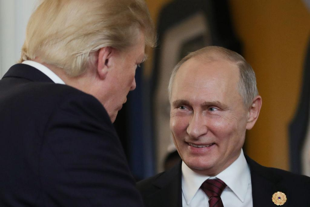 Trump called a reporter after meeting with Putin to say he believed Russia's denial of election interference: report https://t.co/PEP9c6gfae