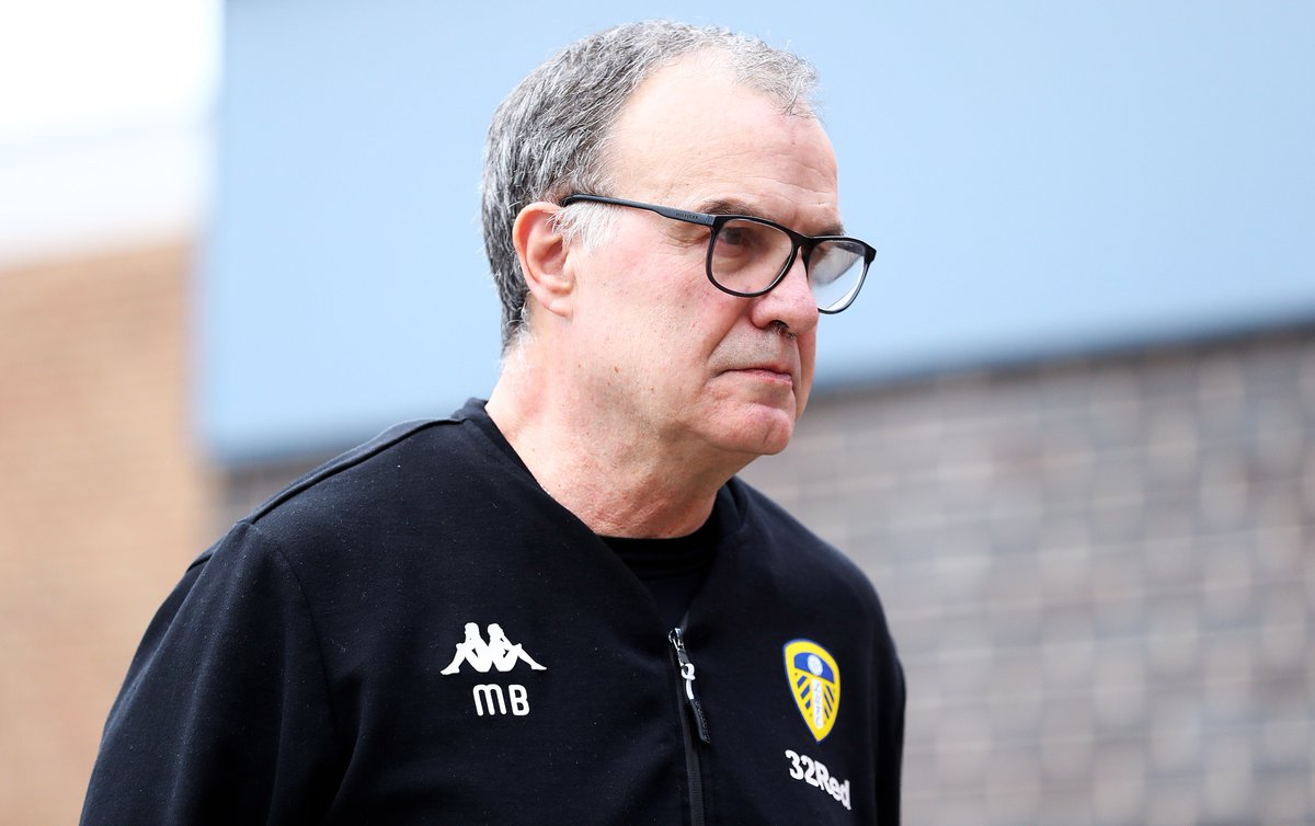 BREAKING: Marcelo Bielsa says @LUFC have watched all their opponents' training sessions this season. #SSN