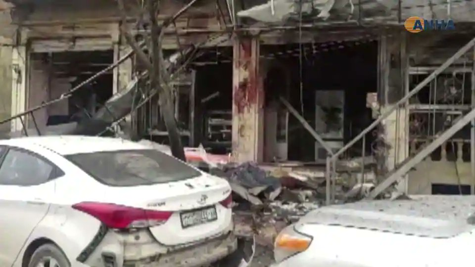 4 US soldiers killled in Islamic State suicide bomb attack in Syria https://t.co/rngW0SgPpE