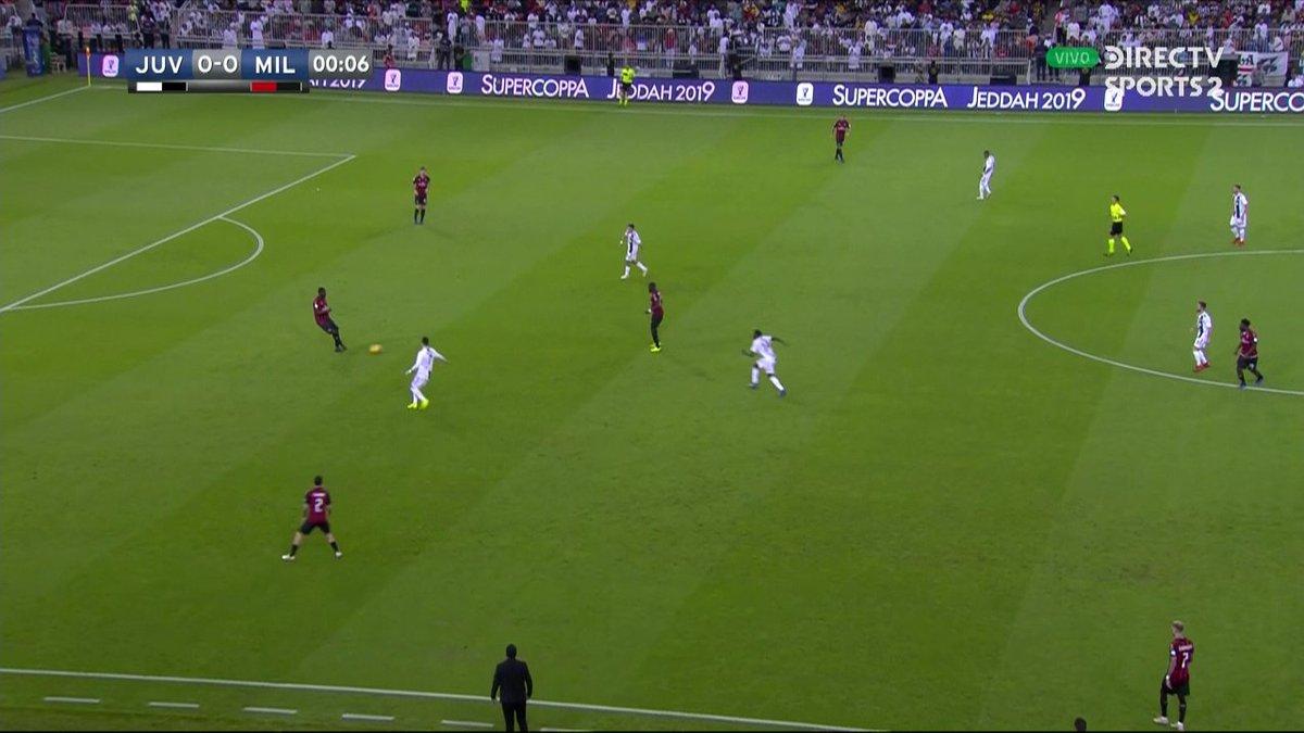 [EN VIVO] ¡Comenzó el partido! Relata @haasenico y comenta @fpetrocelli ⚽  📺 612/1612HD 💻 DIRECTV Play: http://link.dtvla.com/eb1c9114   📲 DIRECTV Sports App  #SupercopaItaliana #FutbolEnDIRECTV 🏆🇮🇹