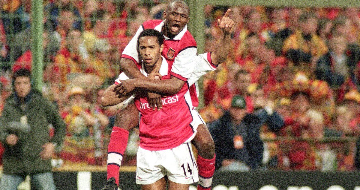 As teammates, Thierry Henry and Patrick Vieira won two Premier League titles, two FA Cups, a World Cup, a European Championship and went an entire league season without losing a game.   Now they face off for the first time as managers.