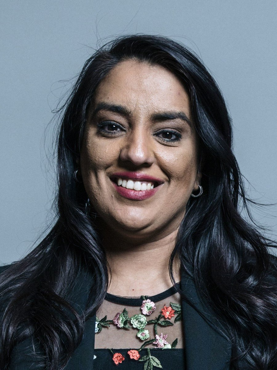Only Jeremy Corbyn and @UKLabour could offer you a Minister of State for Women and Equalities who has previously been suspended for Anti-Semitic comments and who thinks young women must shut up and be raped and abused quietly for the sake of diversity. #NazShah #couldntmakeitup