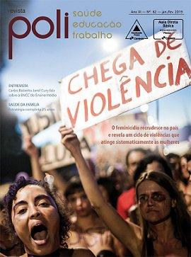 Violência contra as mulheres é tema da nova edição da Revista Poli https://t.co/ERjSEdSRoR