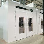 Image for the Tweet beginning: Our brand new spray booths