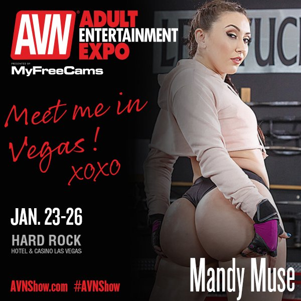 Come meet me at the #AVNShow Friday and Saturday January 25th and 26th in #LasVegas. I'll be at the @S15Models