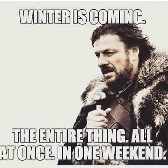 And this is how its gonna be 🤬 #WinterStormHarper #foodtrucklife #ohiolife #snowpocalypse2019 #coffeetime #thisiscle https://t.co/YH1i8cliCf