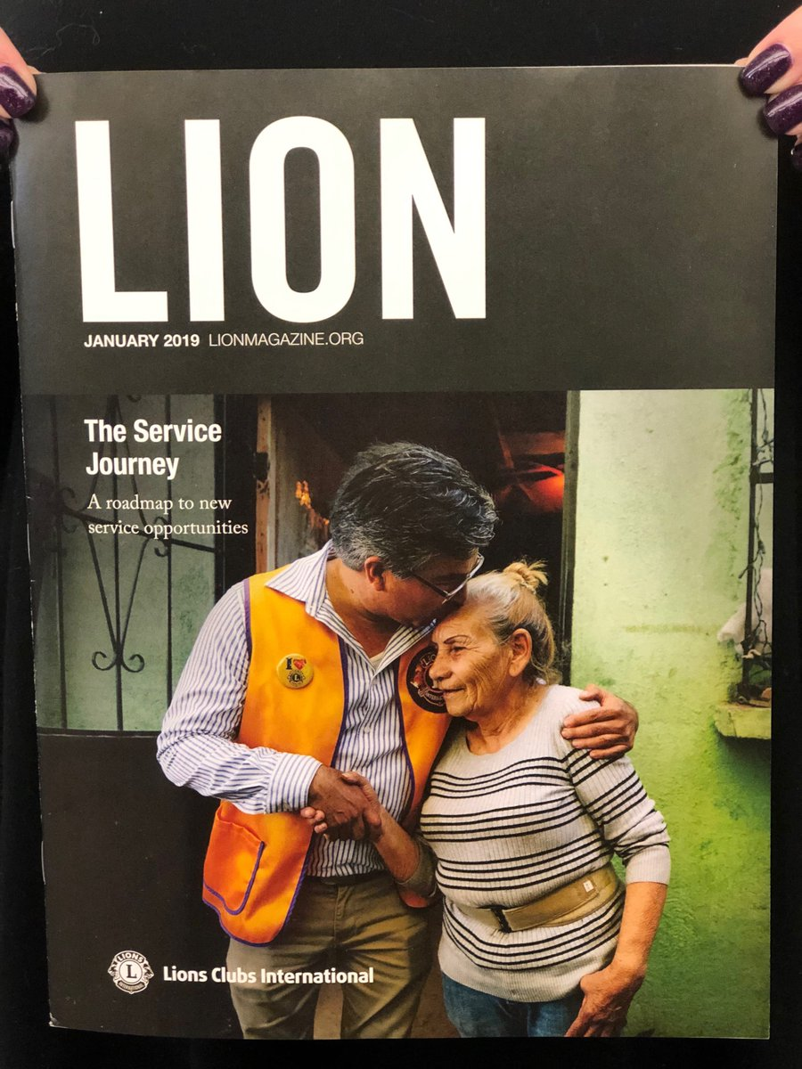 test Twitter Media - LION Magazine 2009 / 2019: Different covers, same service journey. #WeServe #EverydayHeroes #10yearchallenge https://t.co/mLl9Wtbeoj https://t.co/I45L209Gxy