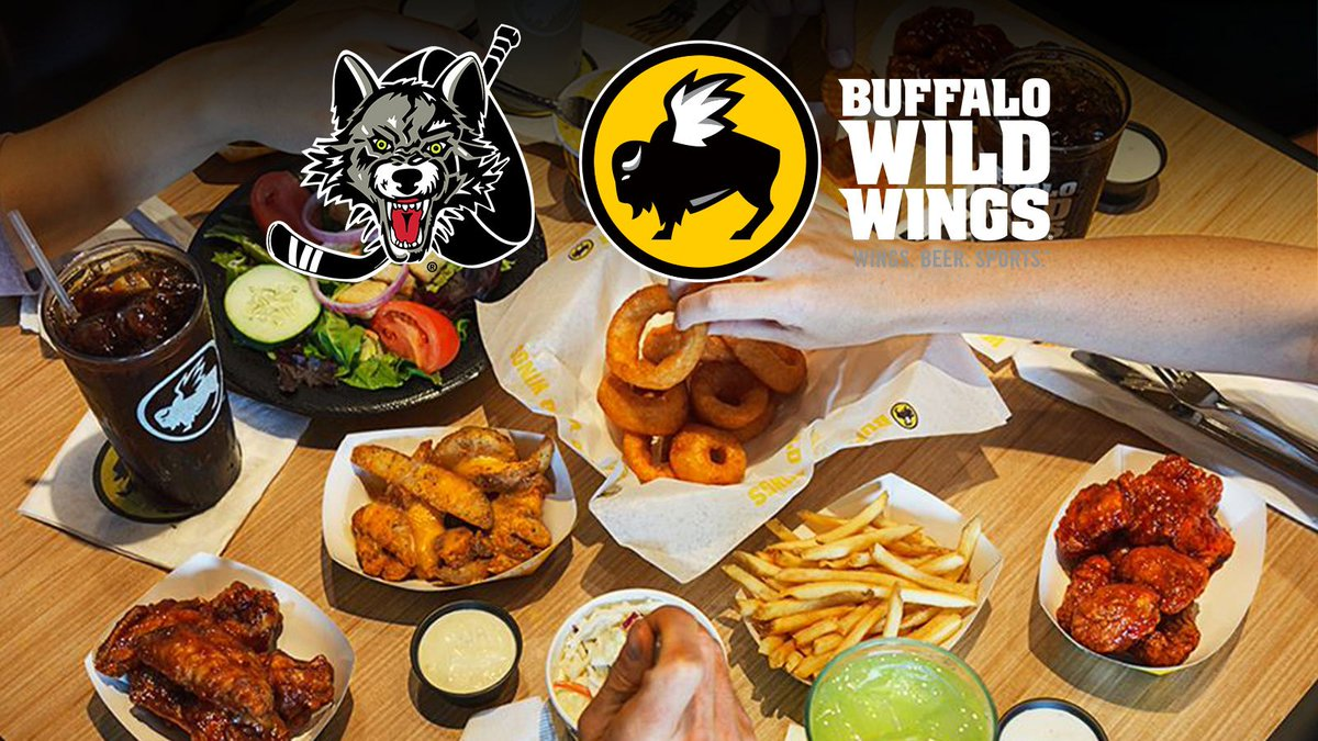 149 Kids Meals And 99 Cent Tenders Every Wednesday Get A Free Wolves Ticket With Paid Adult Enter To Win Other Prizes