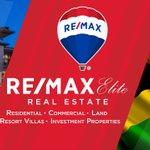 RE/MAX Elite - REAL ESTATE • #Residential • #Commercial • #Agricultural • #Land • #Resort #Villas • #Developments • #Investment #PropertiesKINGSTON: (876) 908-3874/7 MONTEGO BAY: (876) 979-8349 WEBSITE: https://t.co/GdLOXPjH8I#remax #remaxelite #remaxeliteja