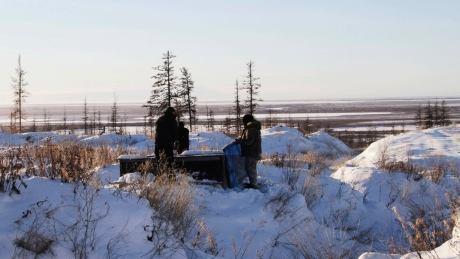 World's permafrost warming, with Siberia rising the most: study https://t.co/5yRbvyXXv3