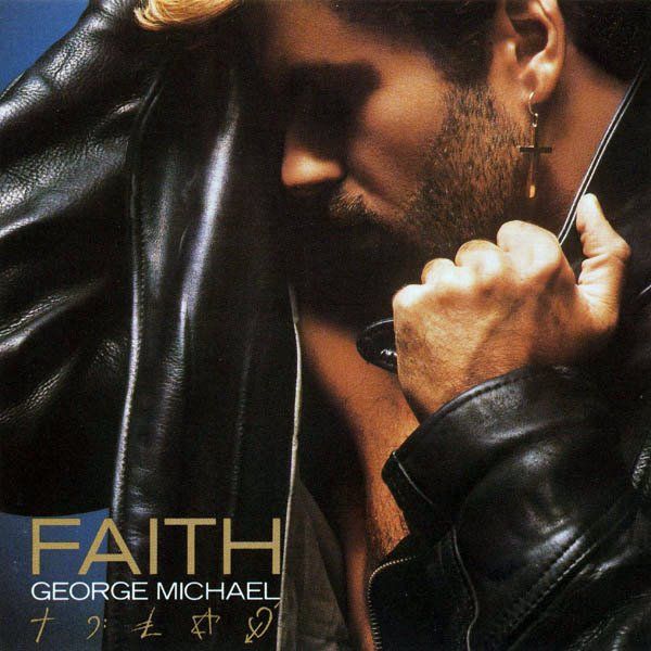 today in 1988 George Michael went to No.1 on the US album charts with his debut solo album &#39;Faith&#39;, which went on to win the Grammy for &#39;Album Of The Year&#39;  #GeorgeMichael<br>http://pic.twitter.com/RXUoF7y5kn
