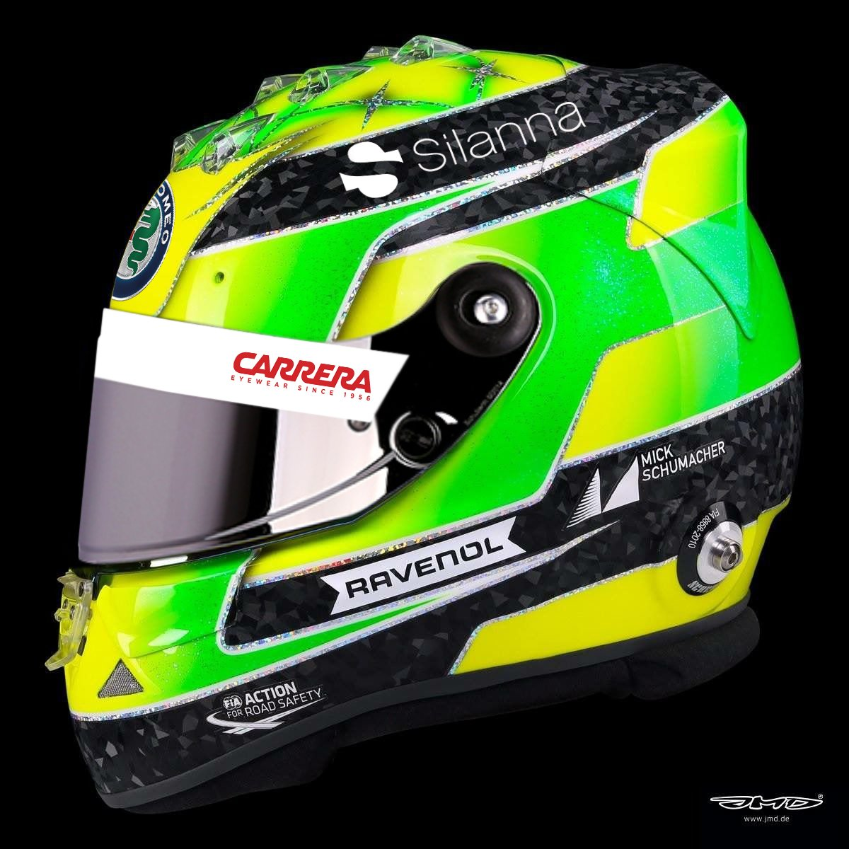 F1 Helmets On Twitter Mick Schumacher Will Probably Be In Ferrari Driver Academy This Year Maybe In Year Or Two We Could See This Sauberf1team Schumachermick Https T Co Fjrf2nlkrd
