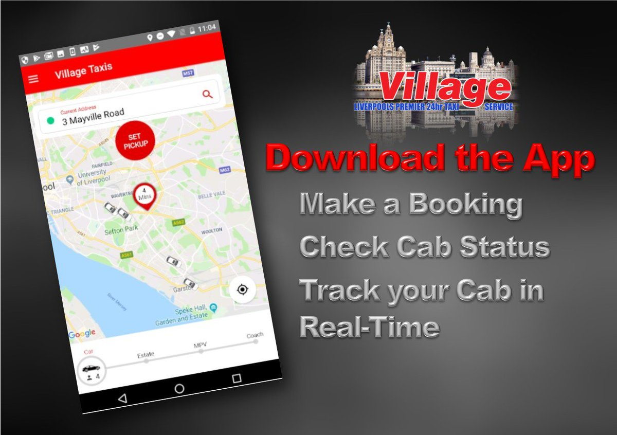 We have provided a superior taxi service throughout Liverpool & surrounding areas, with unparalleled experience stretching over 47 years! Download our app Today  📲Playstore: http://bit.ly/1iTYjC8  📲Apple: http://apple.co/1gwBbaO #Taxi #Liverpool #Transport